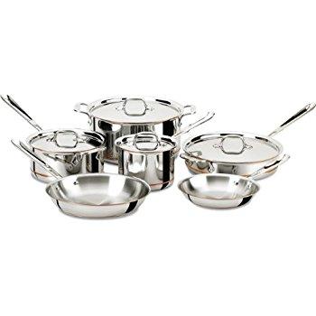 Top 5 Best Cookware Sets Kitchenradar