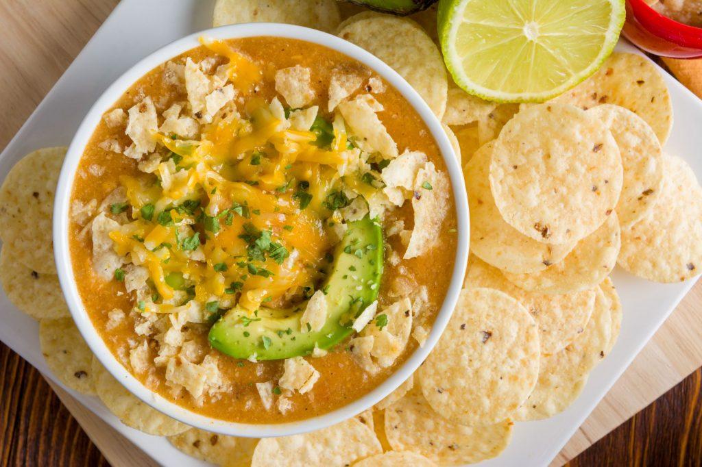 Chili's Southwest Chicken Soup