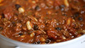 mexican chili recipe