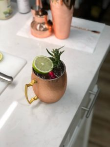 best vodka for moscow mule