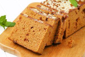 Easy to make ginger bread loaf